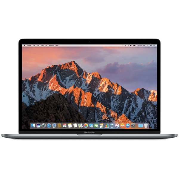 Ноутбук Apple MacBook Pro 15 Touch Bar i7 2.7/512GB Space Grey