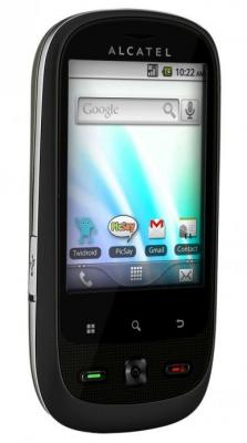 Смартфон Alcatel ONE TOUCH 890D (черный)